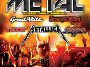 "the Movie ""INSIDE METAL"""